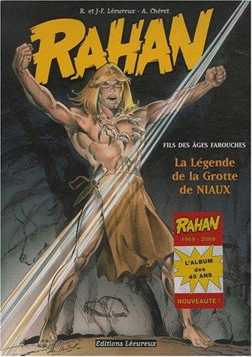 Rahan, Tome 10 : La l?gende de: L?cureux, Jean-Fran?ois and