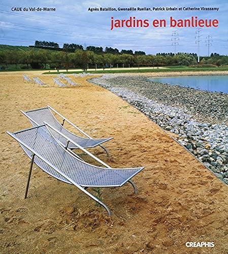 Jardins en banlieue (French Edition): Collectif