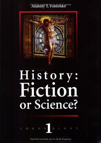9782913621053: History, Fiction or Science: Chronology No. 1