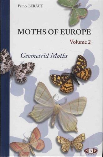 9782913688094: moths of europe, volume 2, geometrid moths