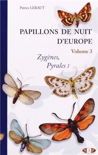 PAPILLONS DE NUIT D EUROPE: LERAUT P.