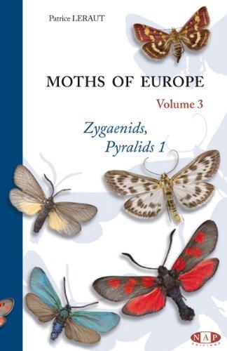Moths of Europe, Volume 3,: P. Leraut