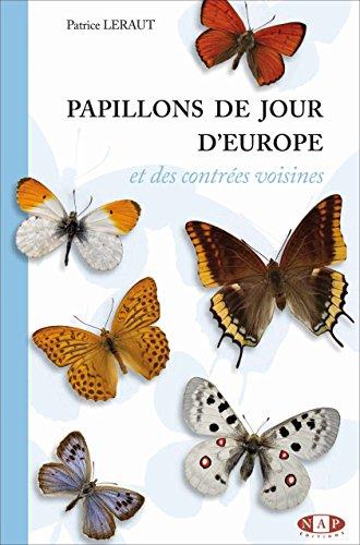 9782913688254: Papillons de jour d'Europe et des contrées voisines