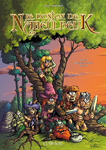 Le Donjon de Naheulbeuk T3 (CDL.FANTASY) (French Edition) (9782913714922) by [???]