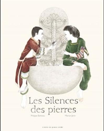 SILENCES DES PIERRES (LES): BARBEAU, PHILIPPE