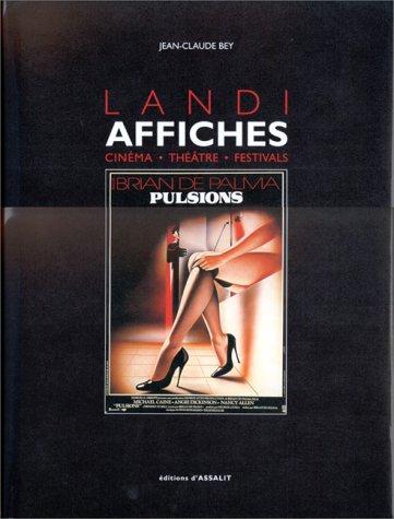 9782913750005: LANDI, AFFICHES. Cinéma, théâtre, festivals (Assalit)
