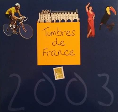 9782913763401: Timbres de France 2003