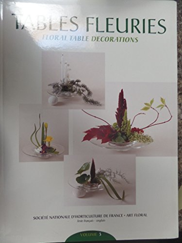 9782913793033: TABLES FLEURIES - FLORAL TABLE DECORATIONS