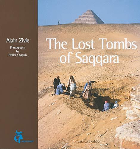 9782913805026: The Lost Tombs of Saqqara