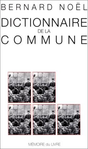 Dictionnaire de la Commune Noël, Bernard