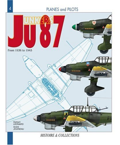 9782913903531: Junkers Ju 87: From 1936 to 1945