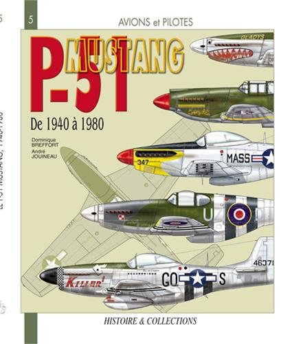 9782913903807: Le North-American, P-51 Mustang (French Edition)