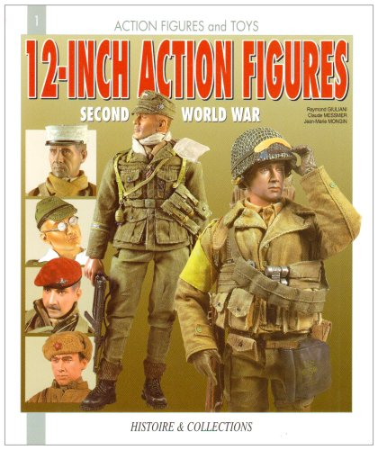 12-Inch Action Figures - Secon