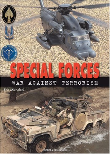 9782913903906: Special Forces: War Against Terrorism in Afghanistan