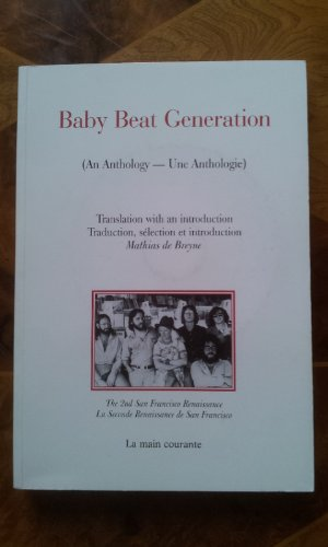 9782913919242: The Baby Beats & the 2nd San Francisco renaissance :1970s = les ann�es 1970