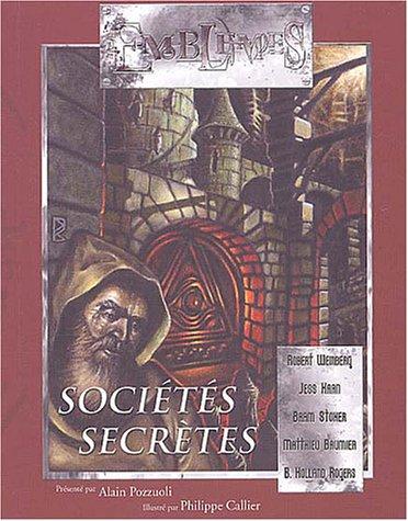 9782913939295: Emblèmes, N° 10 Septembre 2003 : Sociétés secrètes