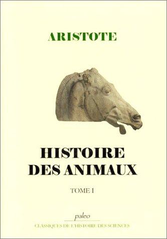 9782913944473: Histoire des animaux, tome 2