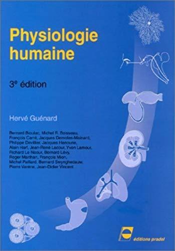 9782913996045: Physiologie humaine