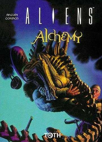 9782913999022: Aliens alchemy