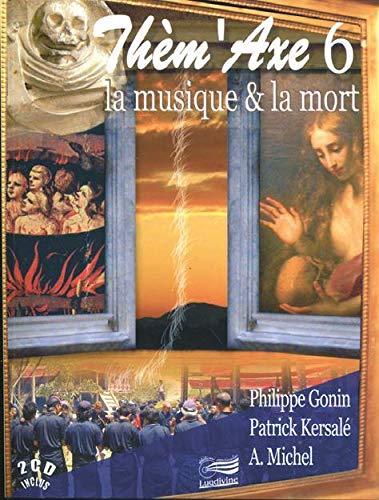 9782914040617: La musique & la mort (2CD audio)