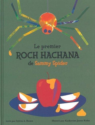 9782914084895: Le premier Roch Hachana de Sammy Spider