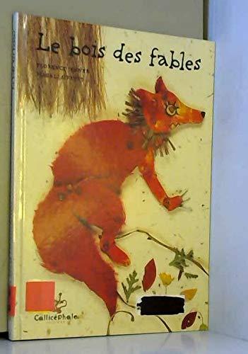 9782914096140: Le bois des fables