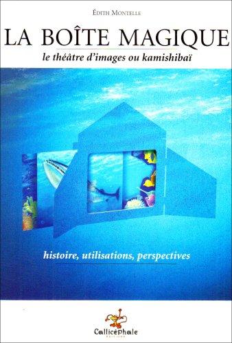 9782914096546: La boîte magique : Le théâtre d'images ou Kamishibaï : histoire, utilisations, perspectives