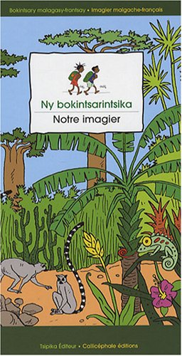 9782914096645: Notre Imagier - NY Bokintsarintsika (English and French Edition)