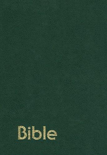 9782914144735: Bible Semeur 2000, Fibrocuir Vert, Tr. Doree, Ferm. Eclair, Onglets