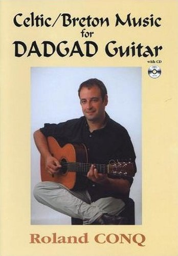 9782914165082: Celtic Breton Music For Dadgad Guitar + CD