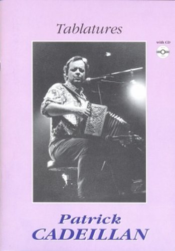 9782914165105: Tablatures Accordéon Diatonique vol.5 + CD