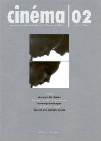Revue cinéma, numéro 2, automne 2001: Collectif