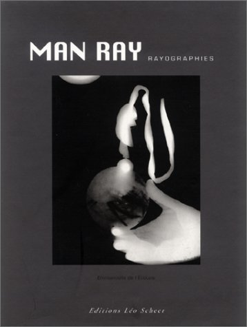 9782914172356: Man ray, rayographies