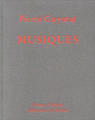 9782914172738: Musiques (1 livre + coffret de 12 CD)
