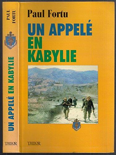 9782914185066: Un appelé en Kabylie