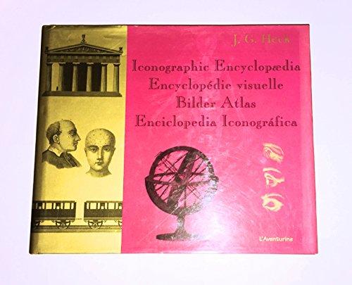 9782914199186: Encyclopédie visuelle : Iconographic encyclopaedia : Bilder atlas : Enciclopedia iconografica (Bibliotheque de l'ornement)