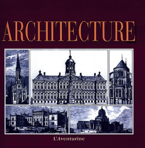 Architecture. (Text in English, French, German, &: tr. Kenneth Britsch,