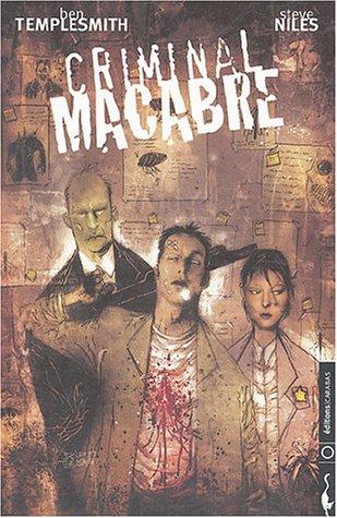 9782914203630: Criminal macabre