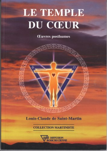 9782914226028: Le temple du coeur : Oeuvres posthumes