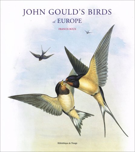 John Gould's Birds of Europe (2914239017) by Francis Roux; John Gould