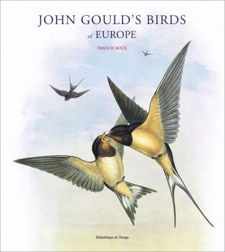 9782914239011: John Gould's Birds of Europe