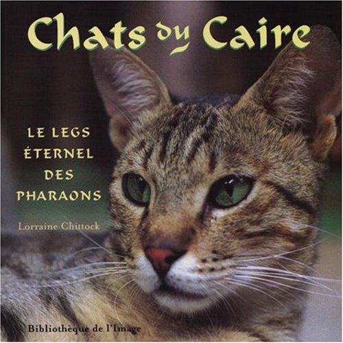 9782914239417: Chats du Caire