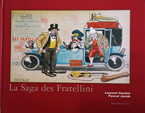9782914330350: La saga des Fratellini (French Edition)