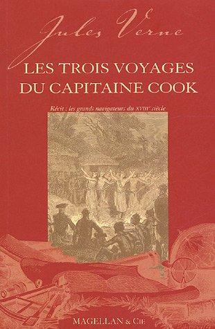9782914330954: Les trois voyages du capitaine Cook