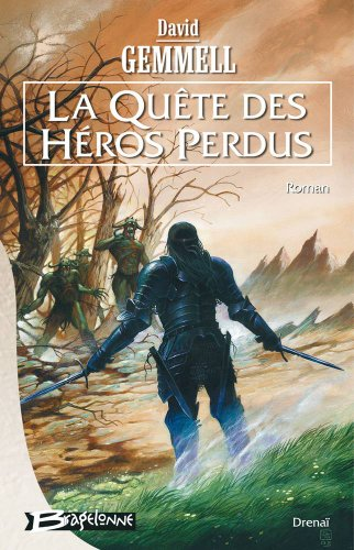 9782914370615: Drenaï - La Quête des héros perdus