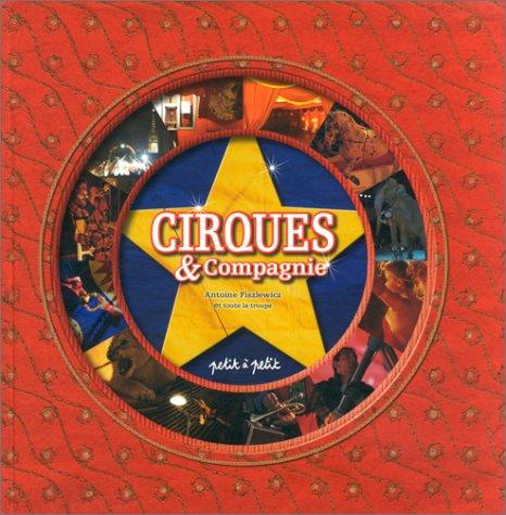 9782914401487: Cirques & Compagnie