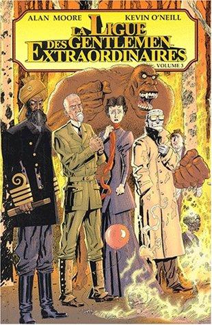 9782914409254: La Ligue des Gentlemen extraordinaires : Tome 3
