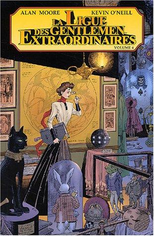 9782914409261: La Ligue des Gentlemen extraordinaires, tome 4