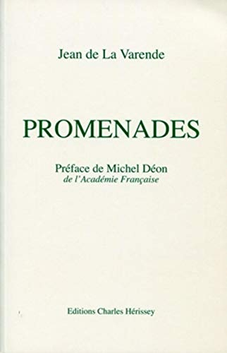 9782914417389: PROMENADES (French Edition)