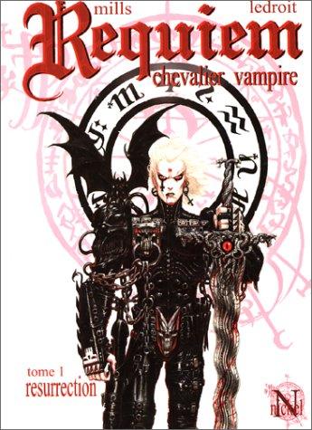 9782914420006: Requiem chevalier vampire, tome 1 : Résurrection